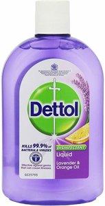 Dettol Disinfectant Lipuid lavendel - 500ml